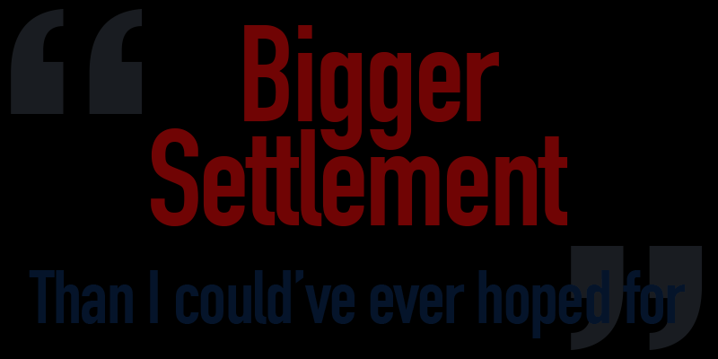 biggersettlement
